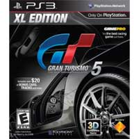 Sony Gran Turismo 5: XL Edition (PS3)