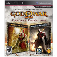 Sony God of War: Origins Collection (PS3)