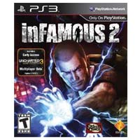 Sony inFAMOUS 2 (PS3)