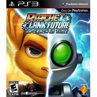 Sony Ratchet & Clank: A Crack in Time (PS3)
