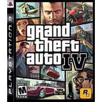Rockstar Grand Theft Auto IV (PS3)