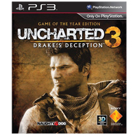 Sony Uncharted 3 Game of the Year Edition (PS3)