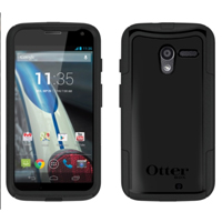 OtterBox Commuter Case for Motorola Moto X - Black