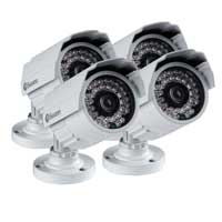 Swann Communications Multi-Purpose Day / Night Security Cameras - 4Pack