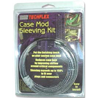 The Best Connection Carbon Case Mod Sleeving Kit