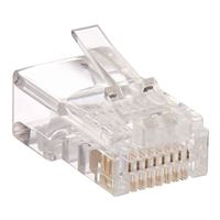 Eclipse Enterprise CAT5/5e RJ-45 Modular Plugs 50 Pack