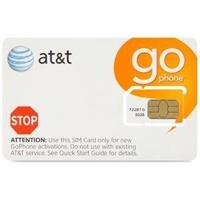 ATT Mobility GoPhone Sim Card Starter Kit