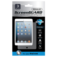 National Cellular Delton Screen Guard for iPad Mini
