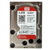 WD Red 4 TB IntelliPower 3.5-inch SATA III 6.0Gb/s NAS Hard Drive - WD40EFRX
