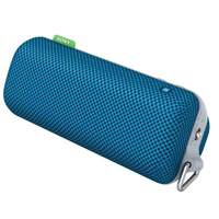 Sony SRSBTS50 Portable Splash-Proof NFC Bluetooth Wireless Speaker System Blue