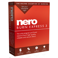 Nero Burn Express 3 (PC)