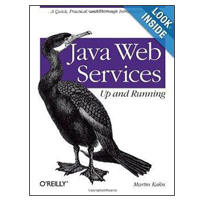 O'Reilly JAVA WEB SERVICES UP RUNN
