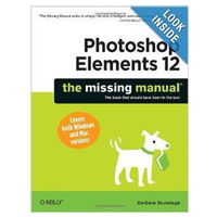 O'Reilly PHOTOSHOP ELEMENTS 12