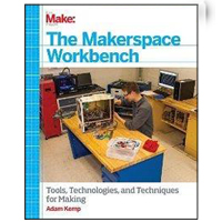 O'Reilly Maker Shed MAKERSPACE WORKBENCH
