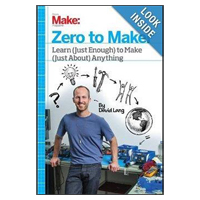 O'Reilly Maker Shed ZERO TO MAKER