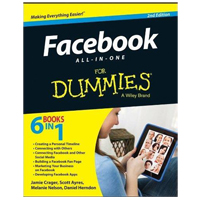Wiley FACEBOOK ALL-IN-ONE DUMMI