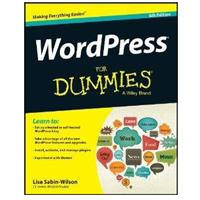 Wiley WORDPRESS DUMMIES 6/E