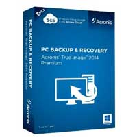 Acronis True Image 2014 Premium 3 License (PC)