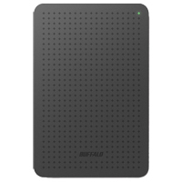 "BUFFALO MiniStation 1TB 5,400 RPM SuperSpeed USB 3.0 2.5"" Portable Hard Drive HD-PCF1.0U3BB"
