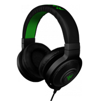 Razer Kraken Analog Gaming Headphones - Black
