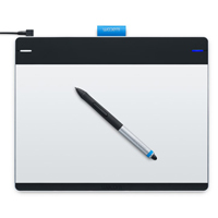 Wacom Intuos Creative Pen and Touch Tablet - Medium