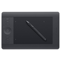 Wacom Intuos Pro Professional Pen & Touch Tablet - Small