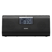 Sony Bluetooth Clock Speaker with NFC