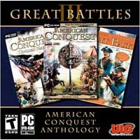 Nova Development Great Battles American Conquest (PC)