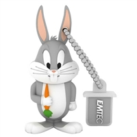 Emtec International 8GB USB 2.0 Flash Drive - Bugs Bunny