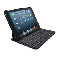 Kensington KeyFolio Thin Folio Keyboard for iPad mini