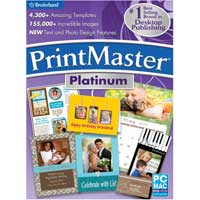 Encore Software PrintMaster v6 Platinum (PC / MAC)