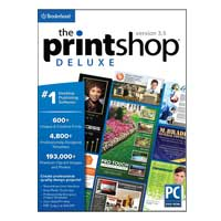 Encore Software The Print Shop Deluxe 3.5 (PC)