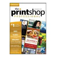 Encore Software THE PRINT SHOP PRO 3.5