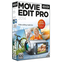 Magix Entertainment Movie Edit Pro 2014 (PC/Mac)