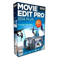 Magix Entertainment Movie Edit Pro Plus 2014 (PC)