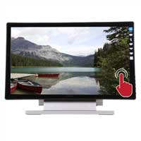 """Dell P2314T 23"""" LED Touch Monitor"""
