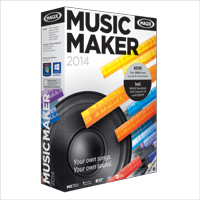 Magix Entertainment Music Maker 2014 (PC)