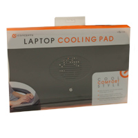 Vivitar Lapdesk Laptop Pad with Cooling Fan