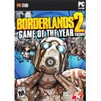 Take Two Borderlands 2: Game of the Year Edition (PC)