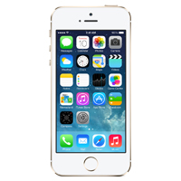 Apple iPhone 5S 64GB - Gold (AT&T)