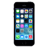 Apple iPhone 5S 64GB - Space Gray (Sprint)