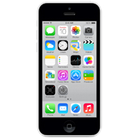 Apple iPhone 5C 16GB - White (AT&T)