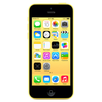 Apple iPhone 5C 16GB - Yellow (AT&T)