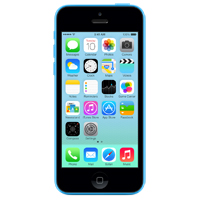 Apple iPhone 5C 16GB - Blue (AT&T)