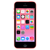 Apple iPhone 5C 16GB - Pink (Verizon)
