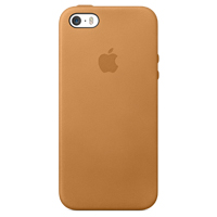 Apple iPhone 5s Case - Brown