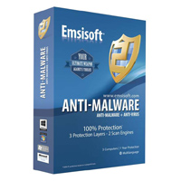 Nova Development Emsisoft Anti-Malware - 3 Devices (PC)