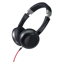 Phiaton Fusion MS 430 M-Series Carbon Fiber Headphones with Microphone