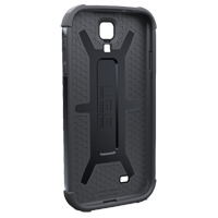 Urban Armor Gear Composite Hybrid Case for Samsung Galaxy S4 - Scout - Black