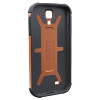 Urban Armor Gear Outland for Galaxy S4 - Orange